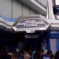 O Star Tours, sempre lotado.