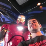 Tony e eu - Nova York