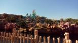 Vista da área da Pequena Sereia.
