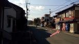 Que rua bonita. E olha uma máquina! (Quioto)